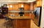Great storage and granite counters