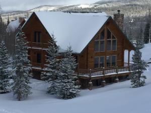 Ski in & out Cabin