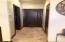 Hall to garage/laundry