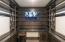 Vault Room/safe storage off of Master Bedroom
