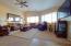 Living Room w/ Large Windows