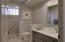 Custom Ceiling to Floor Tile Walk-In Shower.