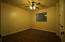 6th Bedroom - Basement