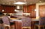 This kitchen was designed for cooking and entertaining. Sub-Zero Fridge, Viking and Wolf appliances. As a barely used 2nd home, they're just like new.