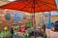 patio off kitchen