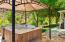 Gazebo Hot Tub View