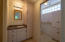 Studio 3/4 bath to closet