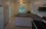 Studio full kitchen & dining area