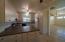 Studio dining to kitchen