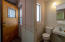 Main house half bath