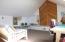 Loft. Guest bedroom, office, creative space, escape area?