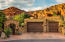 Beautiful Home Exterior with views of Snow Canyon.