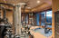 The views from this fully equipped gym will make working out a pleasure. This room can also be used as another detached casita