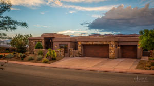 Enjoy this luxury, living, and lifestyle of Cliffs #140 -- a gorgeous home and location.