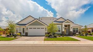 Home custom built by Dan Hoopes