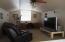 Upstairs bonus room/family room