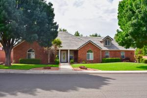 Beautiful red brick home that is easy to maintain and has timeless beauty!