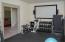 Theatre Room/weight room