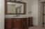 Vanity in room 6