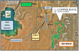 Proximity to Copper Rock Golf Course