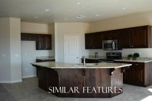 """Home is """"To be Built"""". Buyer chooses colors and finishes"""