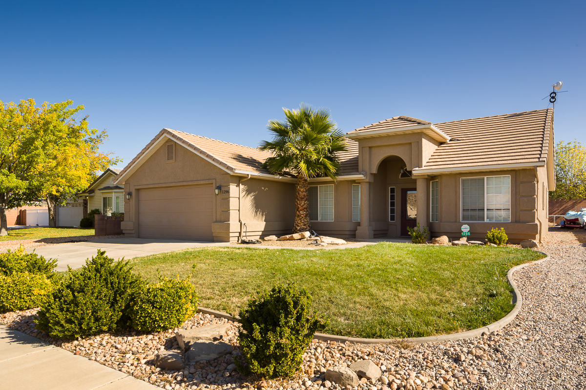 1296 N 1480 W Cir, St George Ut 84770