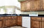 Gorgeous Knotty Custom Cabinets