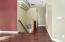 Hallway/Basement Staircase