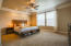 Roomy Master Bedroom