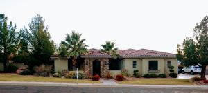 Beautiful Tuscan Custom Home w/ Dream Backyard Pool in the Bloomington Ranches .55 acres