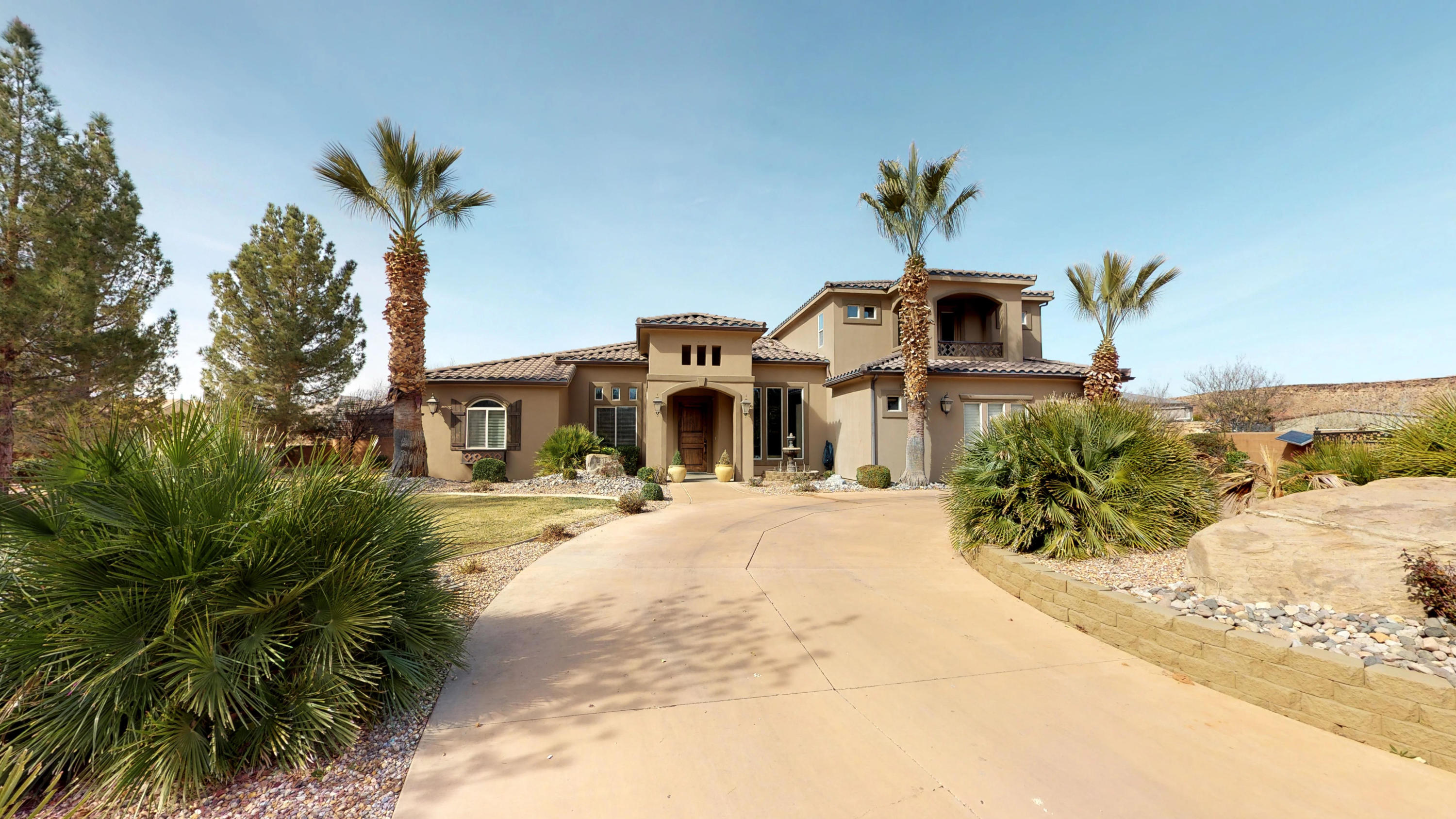 2896 S Ledge Rock Cir, St George Ut 84790