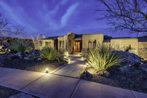This luxury residence has it all --location, views, beautiful upgrades, and a spacious feel as you drive up to it and experience the richness it affords.