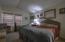 Second Bedroom - upstairs Loft