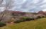View to the North from the back yard will never change. Only open space behind