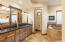 This is a very spacious master bath with plenty of cabinet space and unique space in general -- you have to see this!
