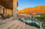 This is such a cool home with beautiful designs and very cool views of Kachina Cliffsl