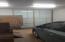 Bonus room in 3rd car garage