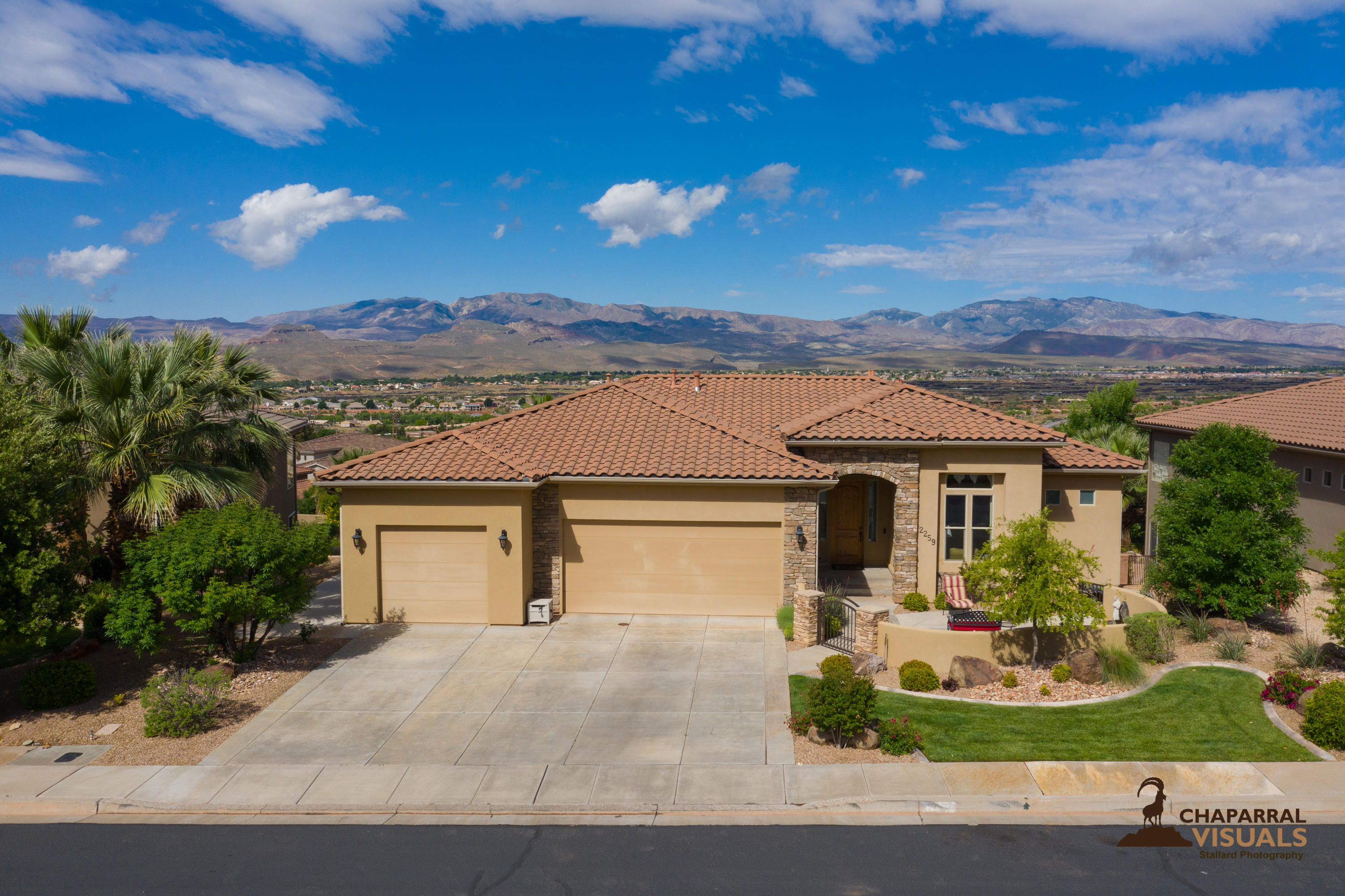 2259 N Cascade Canyon Dr, St George Ut 84770