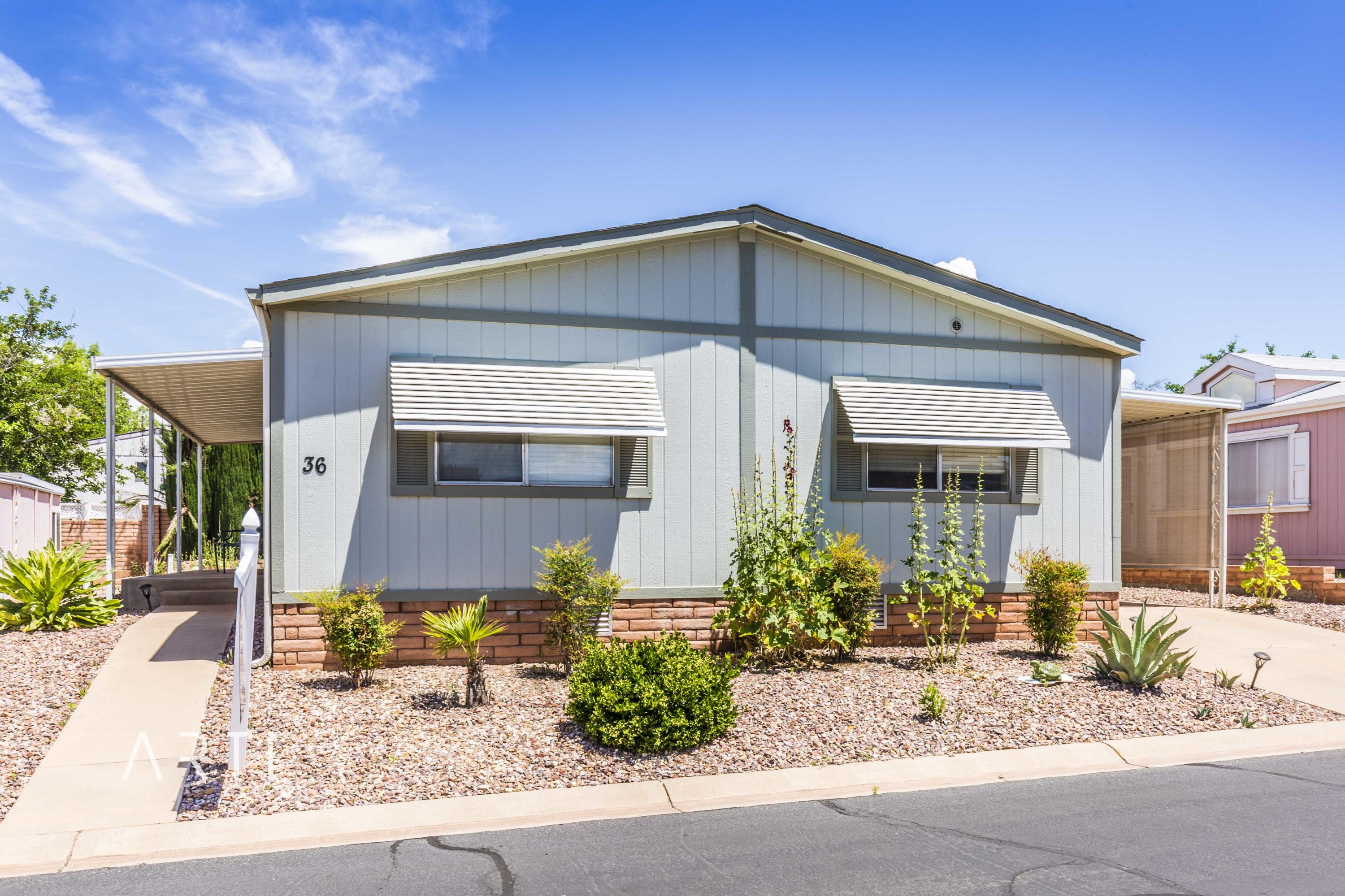 1526 N Dixie Downs Unit 36, St George Ut 84770