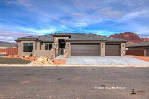 530 W Cougar Way, CR Lot 57, Ivins, UT 84738