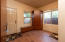 Flex room off master bath/bedroom with door to private courtyard with spa.