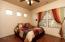 Main level bedroom.