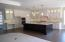 Gorgeous granite/lighted oppers and under cabinets lighting. Hidden Pantry!!