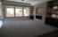 Great room convenient to exterior covered patio