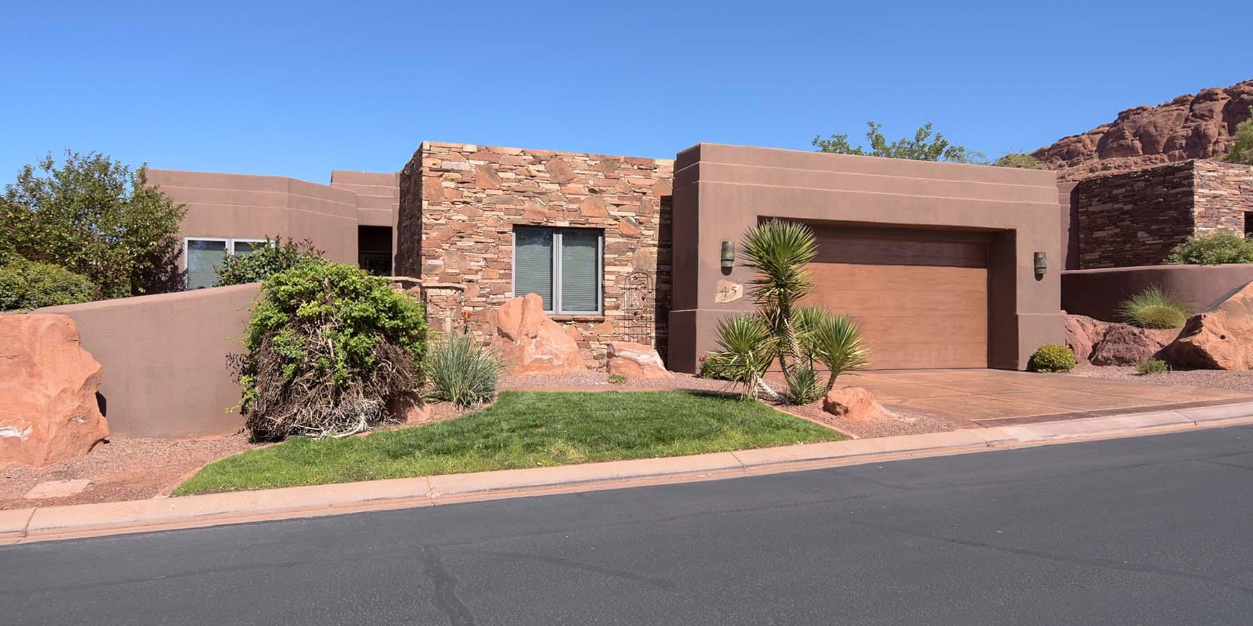 2410 W Entrada Trail Unit 45, St George Ut 84770