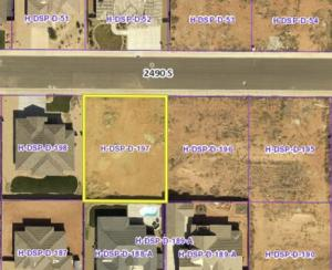 3275 W 2490 S, Lot #197, Hurricane, UT 84737