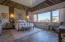 Master Suite custom ceiling