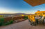 North Facing Outdoor Living with Views of Pine Valley Mnt, City of St George & Red Mountains