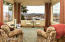 Stunning Stone Cliff Views from main level great room!
