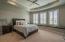 Bedroom 2 with En-Suite Bathroom & Walk In Closet